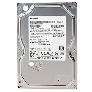 Ổ Cứng Trong PC Toshiba 1TB - 3.5″/SATA3/7200Rpm/32MB