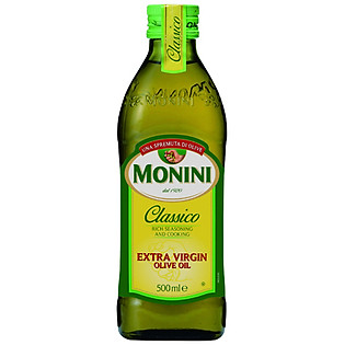 Dầu Olive Monini Extra Virgin 500Ml
