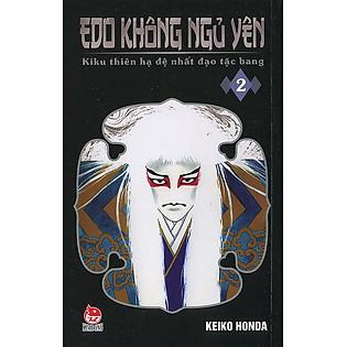Edo Không Ngủ Yên - Tập 2