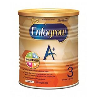 Sữa Bột Mead Johnson Enfagrow A+3 Vanilla EFG304F (400G)