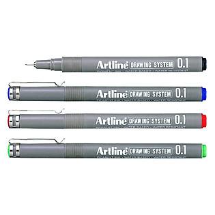 Bút Vẽ Kỹ Thuật Artline EK - 231