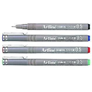 Bút Vẽ Kỹ Thuật Artline EK - 235
