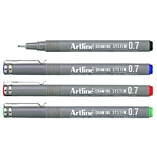 Bút Vẽ Kỹ Thuật Artline EK - 237