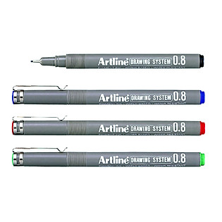 Bút Vẽ Kỹ Thuật Artline EK - 238