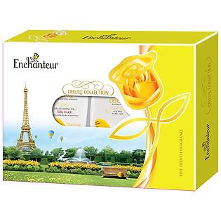 Hộp Quà Dầu Gội 100G Và Sữa Tắm 100G Enchanteur Collection 1 Charming - 6010231