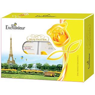 Hộp Quà Dầu Gội 180G Và Sữa Tắm 180G Enchanteur Collection 3 Charming - 6010233
