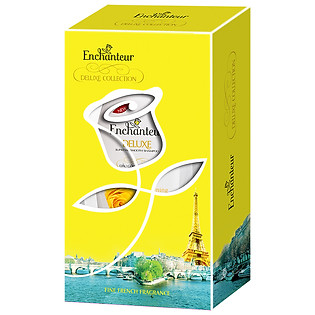 Hộp Quà Dầu Gội 650G Enchanteur Collection 5 Charming - 6010238