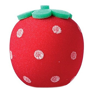 Bông Tắm Etude House Milk Talk Shower Sponge Strawberry