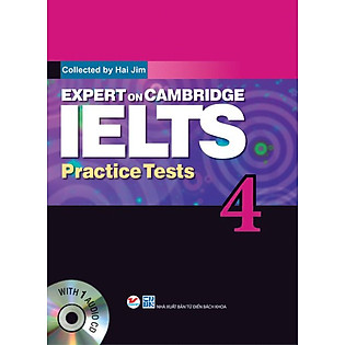 Expert On Cambridge IELTS Practice Tests 4 (Kèm CD)