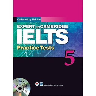 Expert On Cambridge IELTS Practice Tests 5 (Kèm CD)