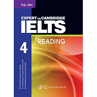 Expert On Cambridge IELTS Reading - Tập 4