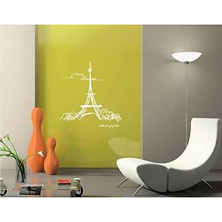 Decal Dán Tường Ninewall The Sky Of Paris FH004