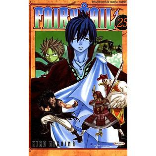 Fairy Tail - Hội Phép Thuật (Tập 25)