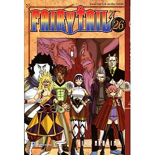 Fairy Tail - Hội Phép Thuật (Tập 26)