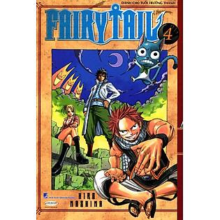 Fairy Tail - Hội Phép Thuật (Tập 4) - 2014