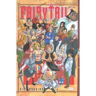 Fairy Tail - Hội Phép Thuật (Tập 6)