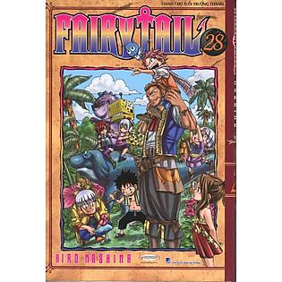 Fairy Tail - Hội Phép Thuật (Tập 28)