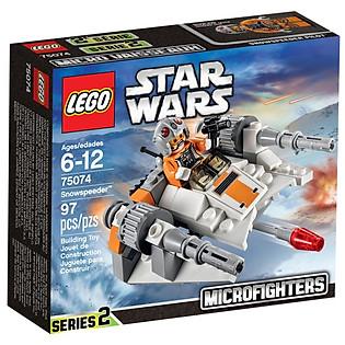 Mô Hình LEGO Starwars - Tàu Trượt Tuyết 75074