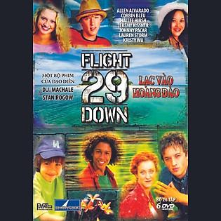 FLIGHT 29 DOWN (BỘ 26 TẬP X 22') (DVD BỘ)