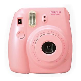 Máy Ảnh Fujifilm Instax 8S - Hồng
