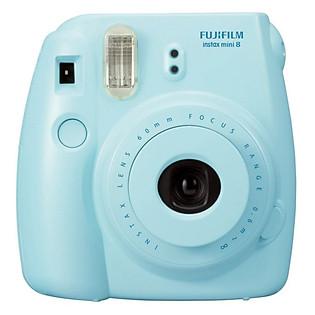 Máy Ảnh Fujifilm Instax 8S - Xanh Dương