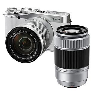 Máy Ảnh Fujifilm X-A2 + 16-50Mm II & 50-230Mm II