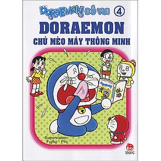 Đôraemon Đố Vui- Đôraemon Chú Mèo Máy Thông Minh - Tập 4