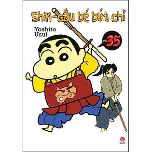 Shin - Cậu Bé Bút Chì (Tập 35 - Tái Bản 2014)