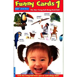 Bộ Funny Cards 1 - Vui Học Tiếng Anh Bằng Hình Ảnh