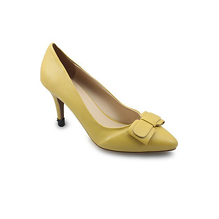 Giày Cao Gót G Alanti GS14-249-163-V - Vàng