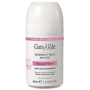Lăn Khử Mùi Hương Nước Hoa Gamarde  (50Ml) - G631