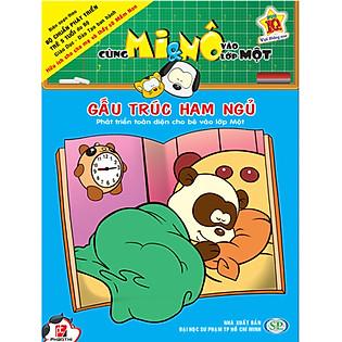 Cùng Mi & Nô Vào Lớp Một: Gấu Trúc Ham Ngủ
