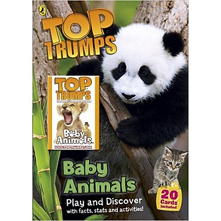 Top Trumps: Baby Animals (Hardcover)
