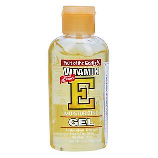 Gel Dưỡng Da Vitamin E Fruit Of The Earth 56Gr - F9202