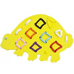 Đồ Chơi Đan Lát Tottosi - Con Rùa 203009