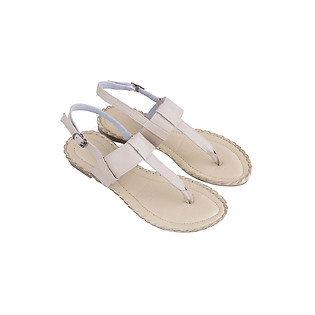 Giày Sandal Nữ Huy Hoàng HH7027 - Kem