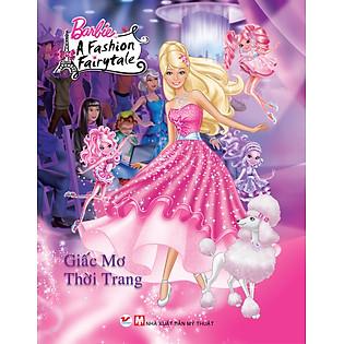 Truyện Tranh Công Chúa Barbie - Giấc Mơ Thời Trang