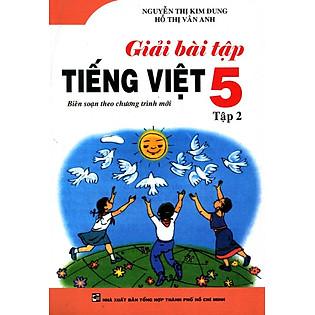 Giải Bài Tập Tiếng Việt Lớp 5 (Tập 2)