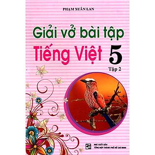 Giải Vở Bài Tập Tiếng Việt Lớp 5 (Tập 2)