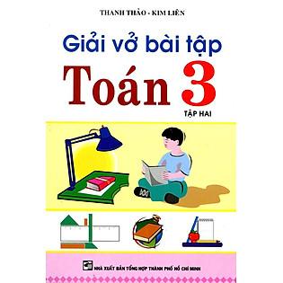 Giải Vở Bài Tập Toán Lớp 3 - Tập 2