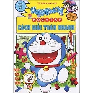 Doraemon Học Tập: Cách Giải Toán Nhanh (Tái Bản 2015)