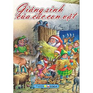 Giáng Sinh Diệu Kỳ -  Giáng Sinh Của Con Vật