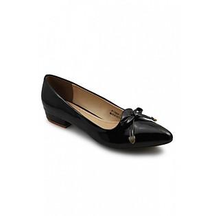 Giày Bít Nữ G Alanti GS14-133-40-D - Đen