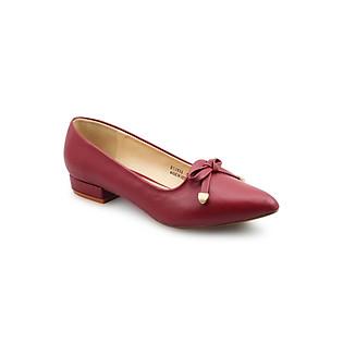 Giày Bít Nữ G Alanti GS14-133-40-R - Đỏ Đô