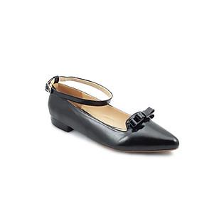 Giày Bít Nữ G Alanti GS14-248-163-D - Đen