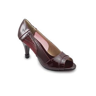 Giày Cao Gót G Alanti GS15-283-172-R - Màu Nho