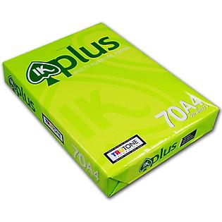 Giấy IK Plus A4 DL70