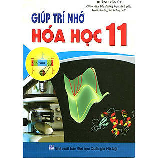 Giúp Trí Nhớ Hóa Học Lớp 11