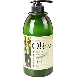 Dầu Gội Olive Attractive 500Ml