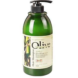 Dầu Gội Olive Attractive 500Ml